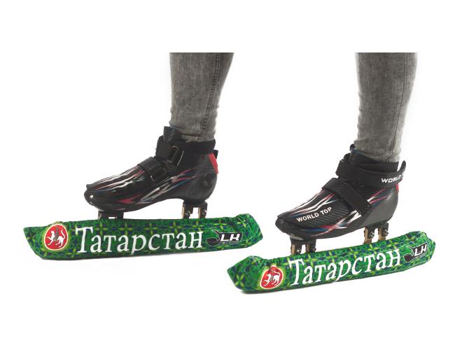 Чехлы для коньков с кевларом Татарстан