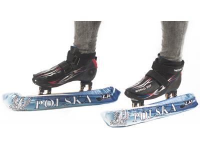 Чехлы для коньков с кевларом Польша